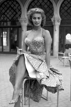 20 Photos of Sophia Loren - Sophia Loren