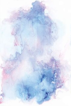 Cotton Candy Canvas Wall Art by Albina Bratcheva Artsy Wallpaper Iphone, Teal Wallpaper, Watercolor Wallpaper, Tumblr Wallpaper, Watercolor Background, Pastel Color Background, Background Patterns, Tinta Candy, Wall Collage