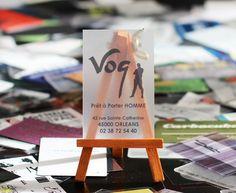 vog frosted transparent business card - http://www.bce-online.com/en/