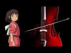 ★ Studio Ghibli Cello Collection - YouTube