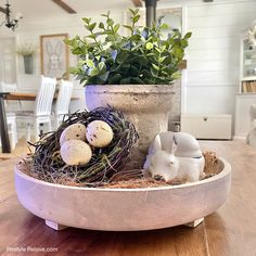 My 2021 Farmhouse Style Easter Home Tour Rustic Farmhouse, Farmhouse Style, Room Tour, Easter Decor, House Tours, Table Settings, Decor Ideas, Decorating, Wood
