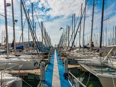 Jetty in Hertzeliya Marina -