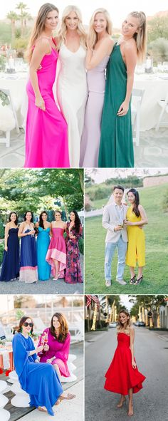 Wedding Guest Attire: The Top Hot Trends For Summer Weddings This Year! - Praise Wedding