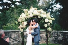 Floral-Wedding-Ceremony-Arbor