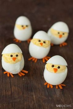 Naučte sa tento vajíčkový trik a môžete ich podávať aj na slávnostnom stole!