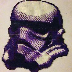 Stormtrooper Star Wars hama beads by the_oeztuerk
