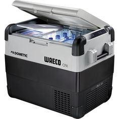 Waeco CFX-65 Dual Zone Fridge Freezer Outdoor Outfit, Freezer, Camping, Bed, Campsite, Outing Outfit, Freezers, Campers, Beds