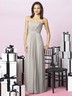 After Six Bridesmaids Style 6640 http://www.dessy.com/dresses/bridesmaid/6640/?elisabeth#.Ufv9SNK-1I4