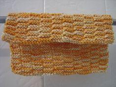Squidge cloth! by knit_nutt, via Flickr
