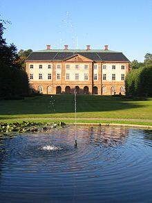 Övedskloster Castle (Swedish: Övedskloster slott) is a castle in Sjöbo Municipality, Scania, in southern Sweden.