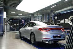 Everything you want to know about Grandeur is in Hyundai Motorstudio - 그랜저 디자인의 모든 것이 있는 곳, 현대 모터스튜디오 - #youwant #everything #see #greattime #new #model #design #Hyundai_Motorstudio #design_story #Korea #travel #carsofinstagram #Azera #Grandeur #Hyundai