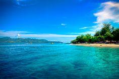 explore the Gili Islands in Indonisia
