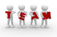 """""""Team"""" can be variously defined. Among them, the definition as """"a group of people organized to work together,""""[1] strikes me as the subject of discussion — how difficult it can be to get that team organised in a way to achieve a pre-determined outcome. New Business Ideas, Business Opportunities, Online Business, What Is Leadership, Top Entrepreneurs, Business Networking, Customer Support, Teamwork, Internet Marketing"""