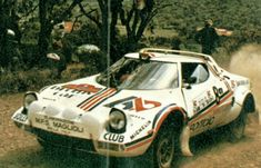 Lancia Stratos Vudafieri Mannini Elba 1978 Winner