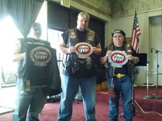 3 new patched ! Ohio Chapter