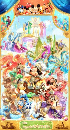 The Legend of Mythica by Natsu-Nori on DeviantArt Mickey Mouse Wallpaper, Mickey Mouse Cartoon, Wallpaper Iphone Disney, Disney Mickey Mouse, Disney Cartoon Characters, Disney And Dreamworks, Disney Cartoons, Disney Images, Disney Pictures