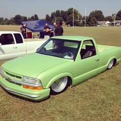 Mini trucks on Pinterest | Chevy S10, Cool Trucks and Chevy