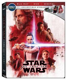 Star Wars: The Last Jedi Blu-ray, DVD, Digital Release Dates Set!   Serpentor's Lair