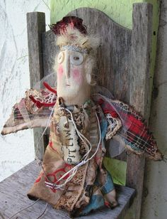 Millie Fey by Baggaraggs on Etsy