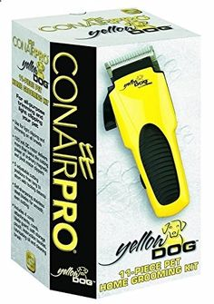 ConairPRO Dog Grooming Kit (10 Piece Grooming Kit) -- Trust me, this is great! Click the image. : Dog clippers