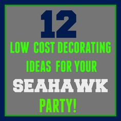 Here are twelve FREE or almost free football party printables and other unique ideas for you to choose from as you decorate for the SUPER big game. There is also a fun surprise addition.