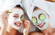 Maschere di bellezza preparate in casa