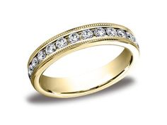 Yellow Gold Ring - 534550YG | Pendants from Davidson Jewelers | East Moline, IL