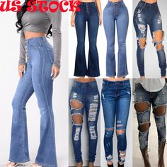 e6aceb9b8d1 NWT Junior Stetchy denim BOOT LEG slim fit jeans dark denim wash ...