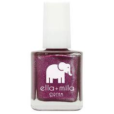 bang bang  - ella+mila - nail polish