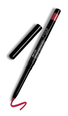 Avon Maquiagem Ultra Color Delineador Retrátil para Lábios 0,25g https://www.facebook.com/avonrevendasonline/?fref=ts
