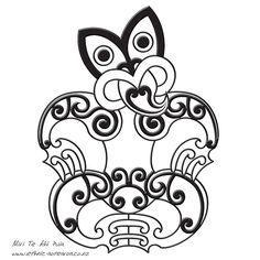 New Zealand Maori Hei Tiki T-Shirts -- Tiki Central Maori Symbols, Maori Patterns, Tiki Tattoo, Marquesan Tattoos, Maori Tattoos, Tribal Tattoos, Tatoos, Maori People, Maori Designs