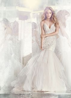 Bridal Gowns and Wedding Dresses by JLM Couture - Style 6610