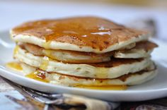 Pancakes au cottage cheese ultra moelleux