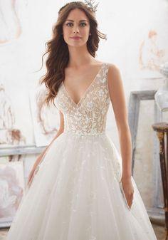 2017 Bridal Trends From Morilee by Madeline Gardner - MODwedding