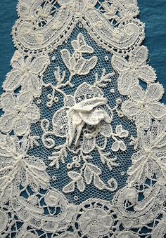 Point de Gaze #lace detail