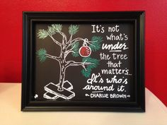 Hand Drawn Chalkboard Charlie Brown Christmas Sign by ChalkAndKey Office Christmas, Christmas Door, Christmas Signs, All Things Christmas, Christmas Time, Christmas 2017, Christmas Wishes, Charlie Brown Christmas Quotes, Charlie Brown Christmas Decorations