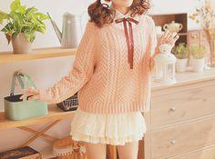 dat sweater. love it!