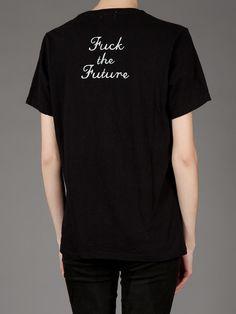 UNDERCOVER V neck t-shirt