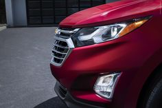 Downsizing from a midsize SUV to a compact offering for the 2018 model year, the Chevrolet Equinox now features a brand new third-generation design and architecture. Chevrolet Equinox, 2018 Chevy Equinox, Chevy Truck Quotes, Chevy Trucks, General Motors, Equinox Car, Nova, Mid Size Suv, Compact Suv