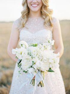 Stephanie's Southern Wedding: The Dress