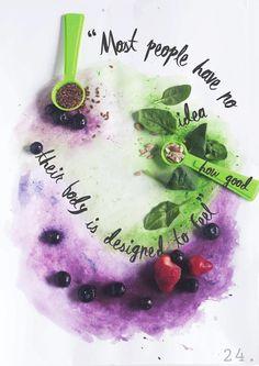Blend Recipe Book by Kristen Curran