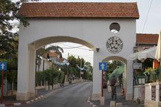 The Wine Way, Zichron Ya'akov. Photo by Nati Shohat/FLASH90