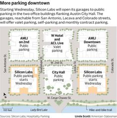 More parking opening in Second Street district