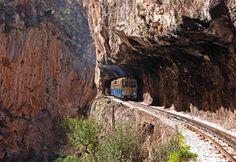 Diakofto - Kalavrita Railway