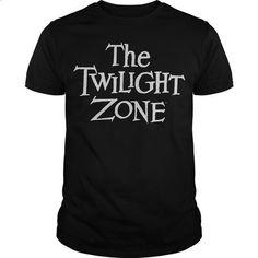 Twilight Zone Logo - #grandparent gift #hoodie dress