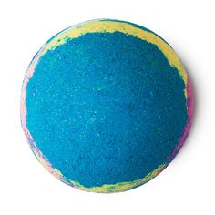 Intergalactic Bath Bomb: Ever wonder what bathing in deep space would be like? Invite the cosmos into your tub with this interstellar bomb.