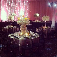 BEAUTIFUL Summer wedding in our International Ballroom.