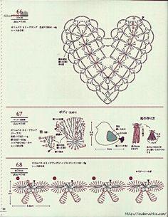 Asahi original crochet girls pattern by Crowe Berry - issuu