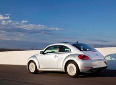 2013 Volkswagen Beetle TDI - 39 mpg