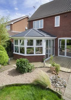 Warmcore Homes have protected over homes since find out more about our Aluminium Windows and Bi folding Doors & Residential doors Tiled Conservatory Roof, Conservatory Interiors, Victorian Conservatory, Conservatory Extension, Conservatory Design, Victorian Skylights, Pergola Patio, Backyard, Garden Room Extensions